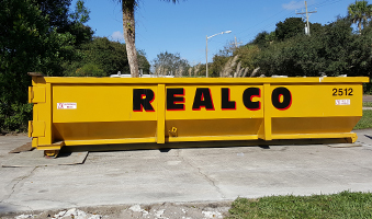 Roll-Off Containers Jacksonville FL
