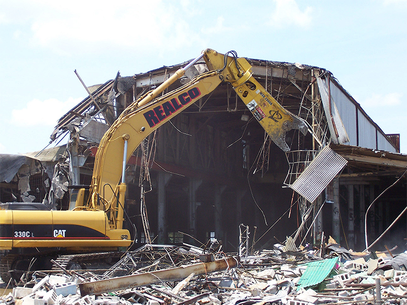 Demolition Jacksonville Florida